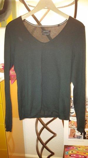 Marc o'Polo Pullover dunkelgrün Gr38 neu
