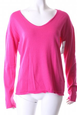 Marc O'Polo Pullover pink Casual-Look