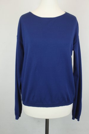 Marc O'Polo Pullover Strickpullover Gr. XS blau oversized