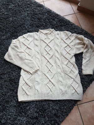 Marc O Polo Pullover wollweiss Gr. L