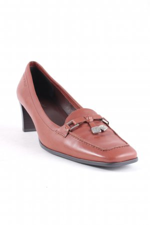 Marc O'Polo Pumps cognac Business-Look
