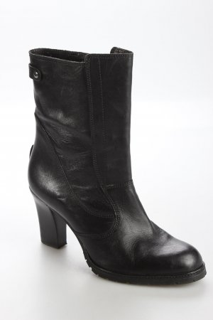 Marc O'Polo Reißverschluss-Stiefeletten schwarz klassischer Stil
