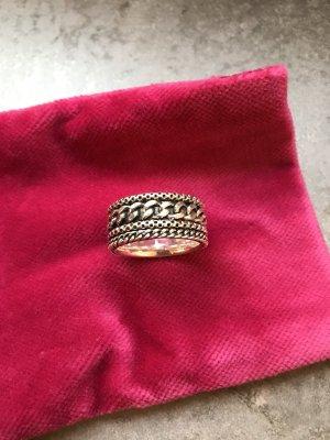Marc O'Polo Silver Ring silver-colored