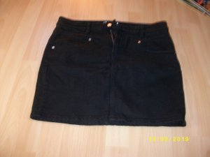 Campus by Marc O'Polo Denim Skirt black cotton