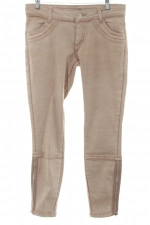 Marc O'Polo Drainpipe Trousers apricot casual look