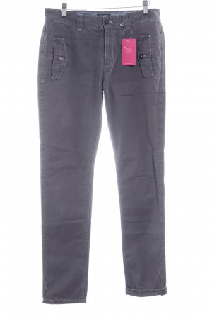 Marc O'Polo Drainpipe Trousers grey casual look