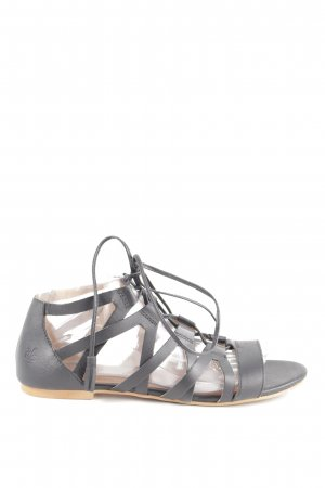 Marc O'Polo Roman Sandals black casual look