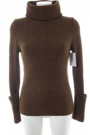 Marc O'Polo Turtleneck Sweater brown casual look