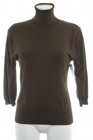 Marc O'Polo Turtleneck Sweater olive green casual look