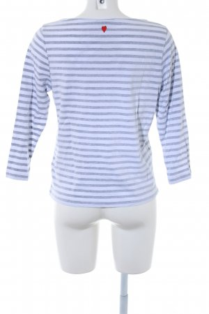 Marc O'Polo Rundhalspullover purpur Casual-Look