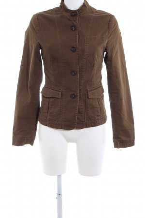 Marc O'Polo Safari Jacket brown casual look