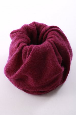 Marc O'Polo Tube Scarf pink casual look