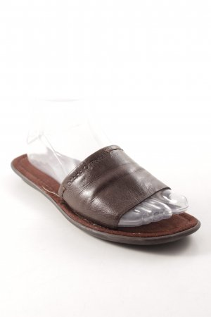 Marc O'Polo Slip-on Shoes brown casual look