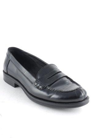 Marc O'Polo Slip-on noir élégant