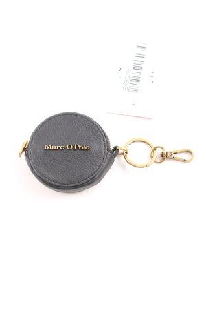 Marc O'Polo Schlüsselanhänger schwarz-goldfarben Casual-Look