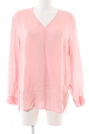 Marc O'Polo Schlupf-Bluse pink Business-Look