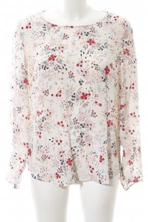 Marc O'Polo Schlupf-Bluse Blumenmuster Casual-Look