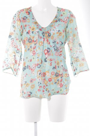 Marc O'Polo Slip-over blouse bloemenprint casual uitstraling