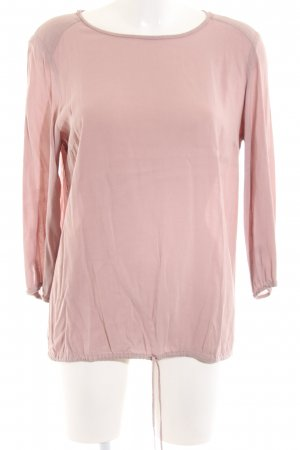 Marc O'Polo Slip-over blouse nude casual uitstraling