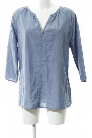 Marc O'Polo Slip-over Blouse cornflower blue business style