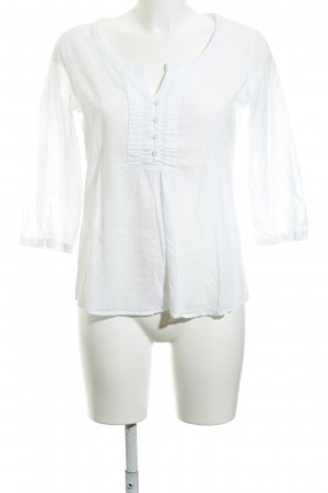 Marc O'Polo Slip-over Blouse white casual look