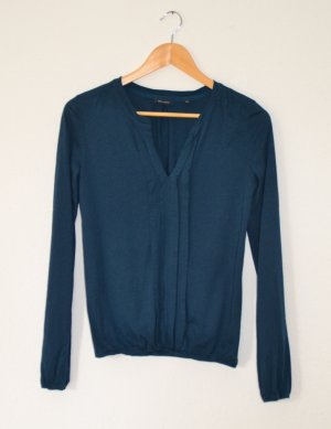 Marc O´Polo – Shirt aus leichtem Jersey, petrol, Gr. XS / 34
