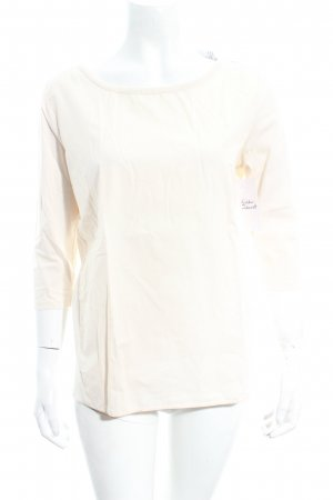 Marc O'Polo Shirt creme Casual-Look