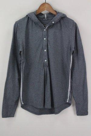 Marc O`Polo Shirt mit Kaputze grau Größe M 1709300230497