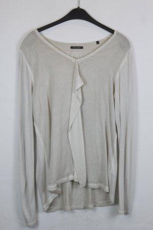 Marc O`Polo Shirt Sweatshirt Gr. L hellgrau Longsleeves (18/4/133)