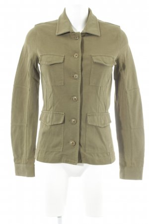 Marc O'Polo Shirt Jacket olive green casual look