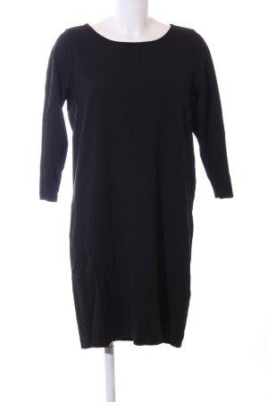 Marc O'Polo Shirtkleid schwarz Casual-Look