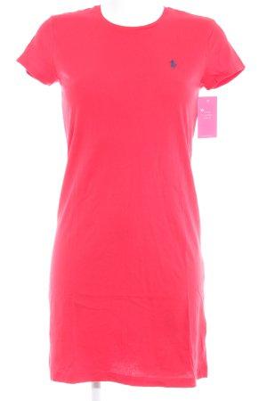 Marc O'Polo Shirtkleid ziegelrot Casual-Look