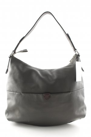 Marc O'Polo Shopper green grey-dark brown casual look
