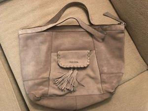 Marc O Polo Shopper Handtasche groß Wildleder Neu
