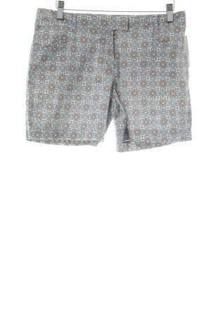 Marc O'Polo Shorts abstract pattern beach look
