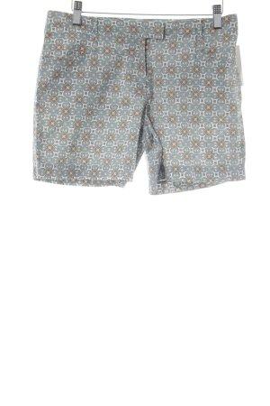 Marc O'Polo Shorts abstraktes Muster Beach-Look
