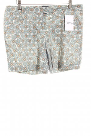 Marc O'Polo Shorts abstraktes Muster extravaganter Stil