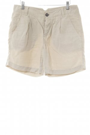 Marc O'Polo Shorts beige Casual-Look