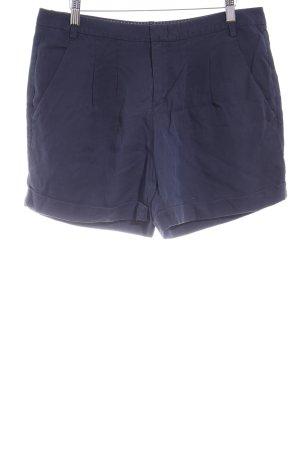 Marc O'Polo Shorts dunkelblau Casual-Look