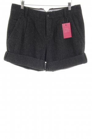Marc O'Polo Shorts dunkelgrau schlichter Stil