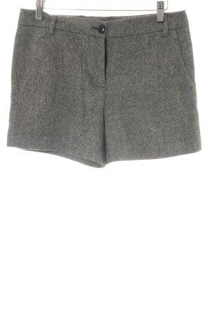 Marc O'Polo Shorts grau-graubraun