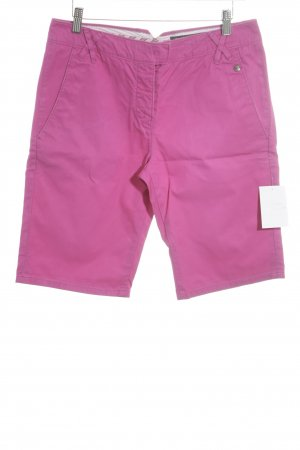 Marc O'Polo Shorts pink schlichter Stil