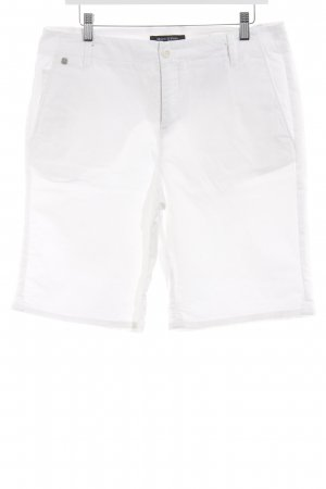Marc O'Polo Shorts weiß Casual-Look