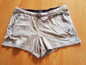 Marc O'Polo Shorty, grau, kurze Pyjamahose