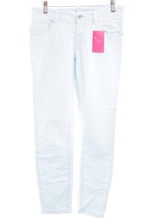 Marc O'Polo Skinny Jeans babyblau Casual-Look