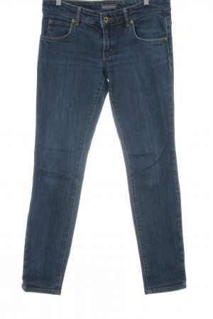Marc O'Polo Skinny Jeans blau Casual-Look