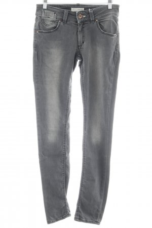 Marc O'Polo Skinny Jeans grau Washed-Optik