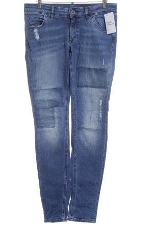 Marc O'Polo Skinny Jeans kornblumenblau Casual-Look
