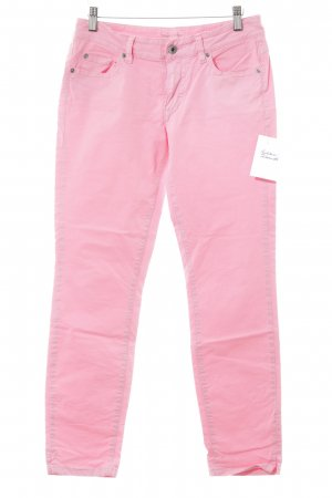 Marc O'Polo Skinny Jeans rosa Casual-Look