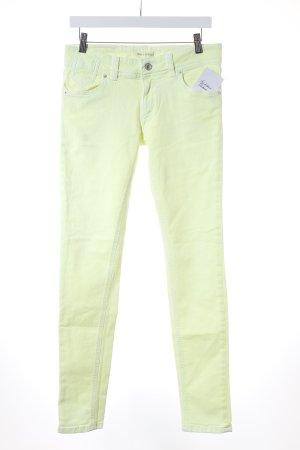 "Marc O'Polo Skinny Jeans ""Skara Slim"" neongelb"